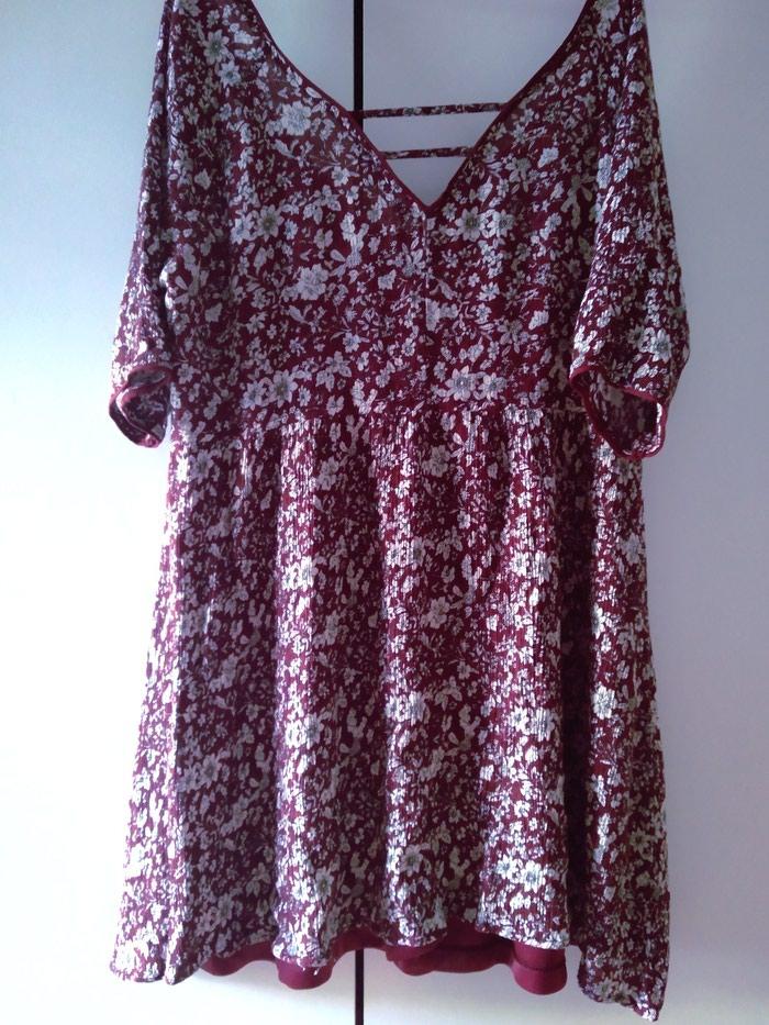 Μπλουζοφορεμα φλοραλ, Bershka, medium, 8€. Photo 0