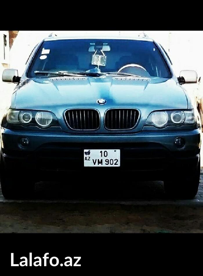 BMW X5 2003. Photo 3