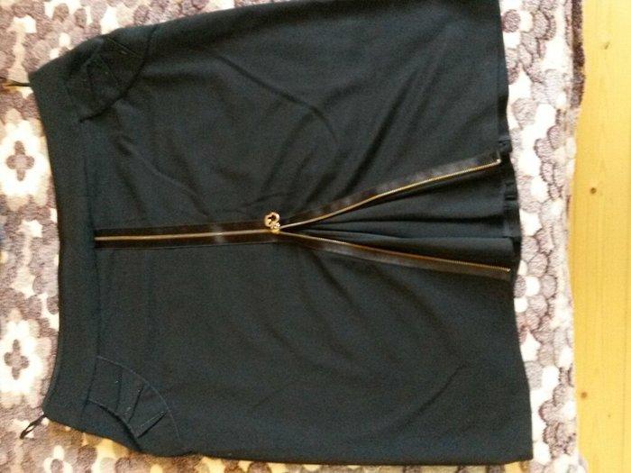 Bakı şəhərində 50 razmer yubka turk mali seliqeli giyilib