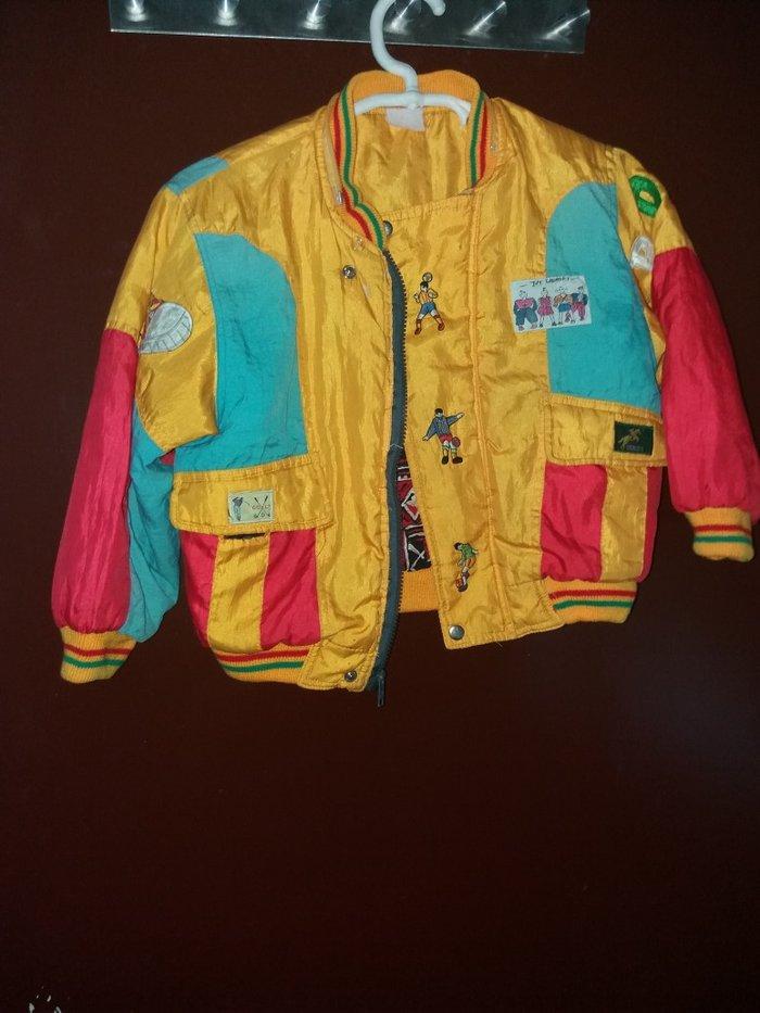 Decija jaknica skoro nova za uzrast od 3 do 4 godine