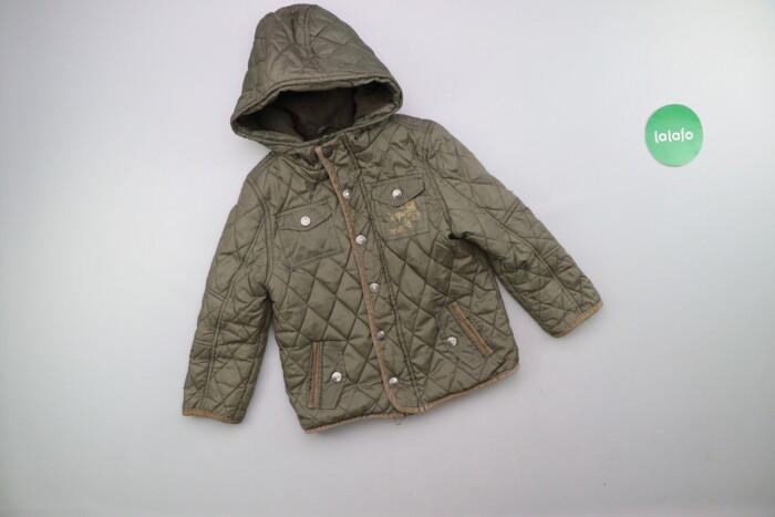 Дитяча демісезонна куртка F&F, вік 4-5 р., зріст 110 см    Довжина: Дитяча демісезонна куртка F&F, вік 4-5 р., зріст 110 см    Довжина