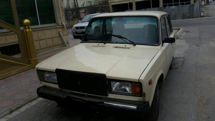 VAZ (LADA) 2107 1990. Photo 8