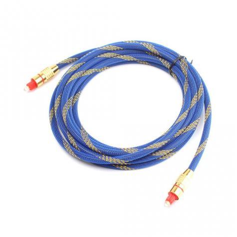 Optički toslink kabl 2m   veoma kvalitetni optički toslink kablovi duž - Beograd
