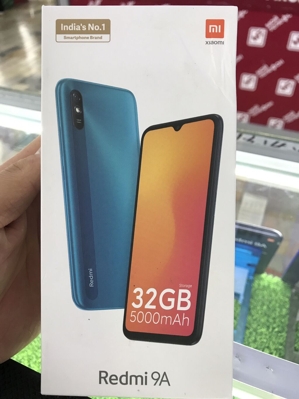 Redmi 9A Indias model New best product  Оптом и в розницу: Redmi 9A Indias model New best product  Оптом и в розницу