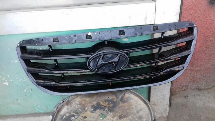 Hyundai sonata gabag oblecovka 2008 il original. Photo 0