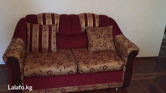 Срочно!! Продаю два дивана новые! Нам просто не подошел цвет. Просим в Бишкек
