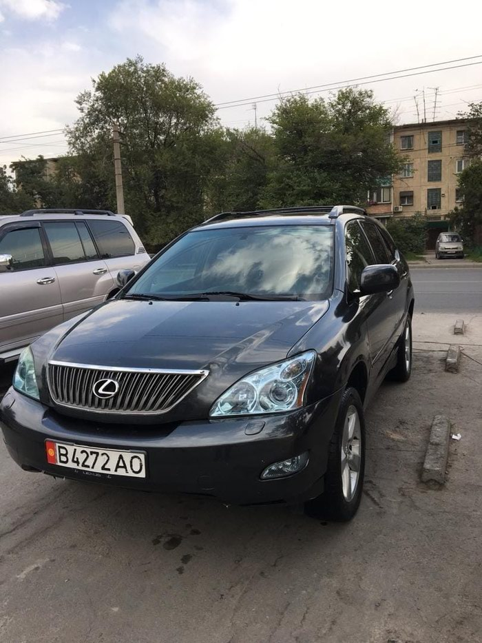 Lexus RX 2004. Photo 1