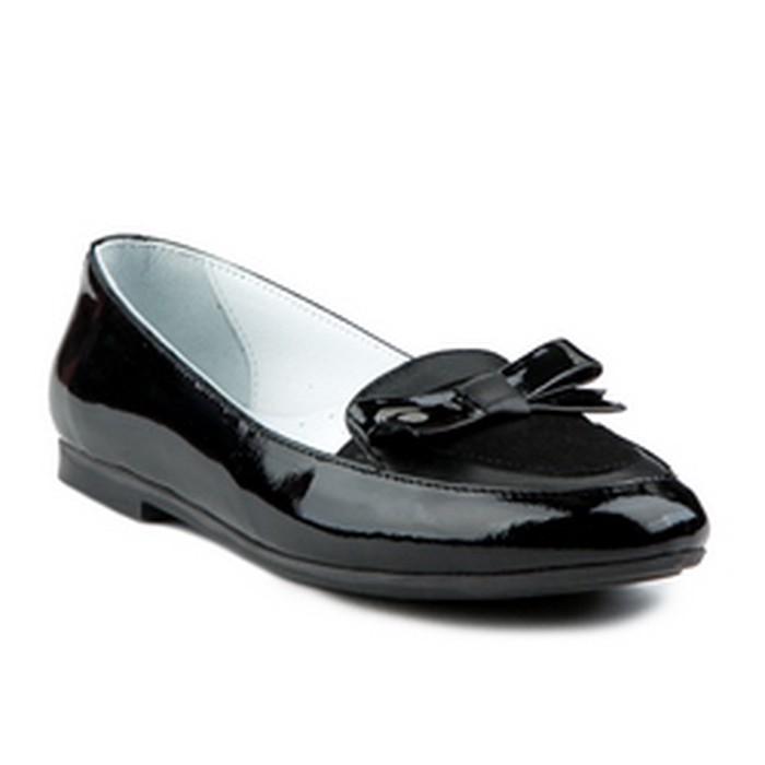 по цене: 2310 KGS: Кожаные школьные балетки ОСАК