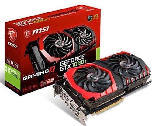 Chipset/GPU Model NVIDIA GeForce GTX 1070 Ti Memory Size in Kamalamai