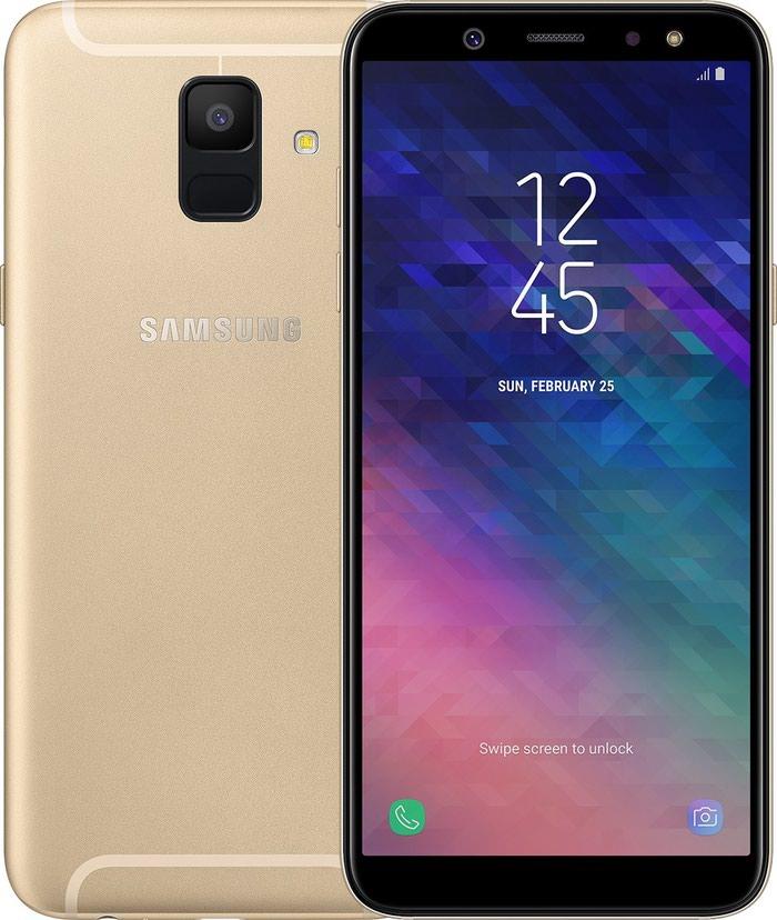 Продаю Samsung galaxy A6 2018 телефон обсолютно новый в Душанбе
