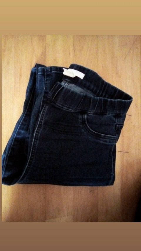 H&M PANTALONE SKINNY 38/M/S samo nove,dva puta obučene. Photo 7