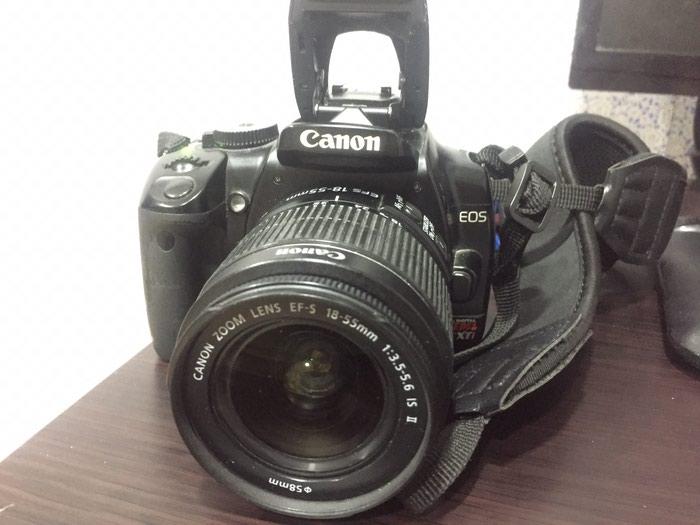 Bakıdada 150 AZN Canon 400D Problemi spickanin lampasi yanib Aftofokus  yoxdu Video: Fotoapparatlar lalafo azda