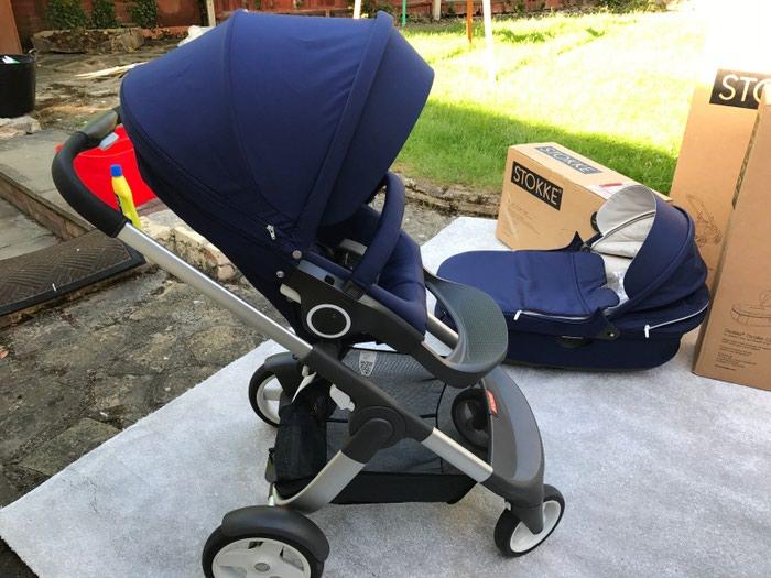 Brand New Stokke Xplory V4 καροτσάκι. Photo 1