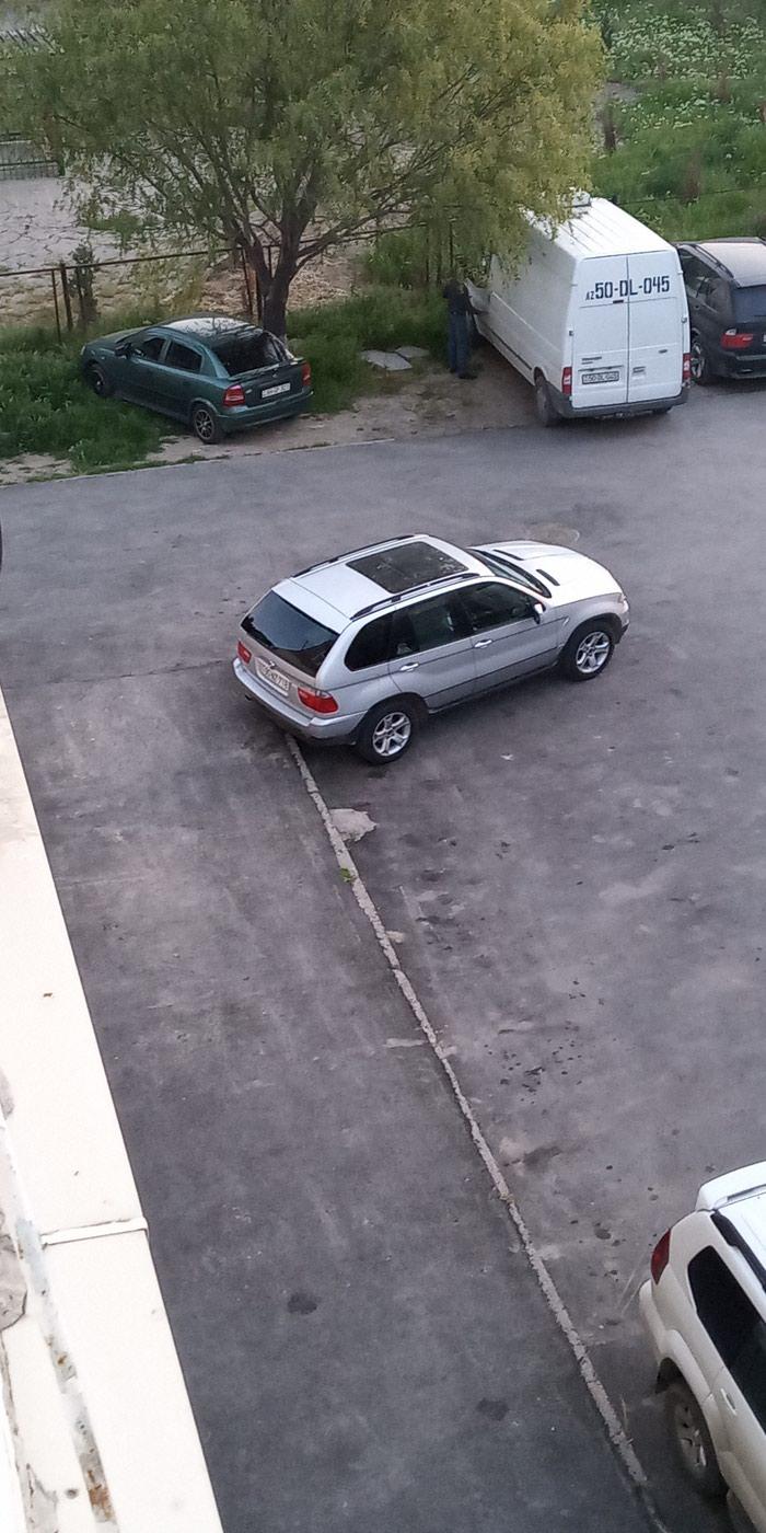 BMW X5 2005. Photo 5