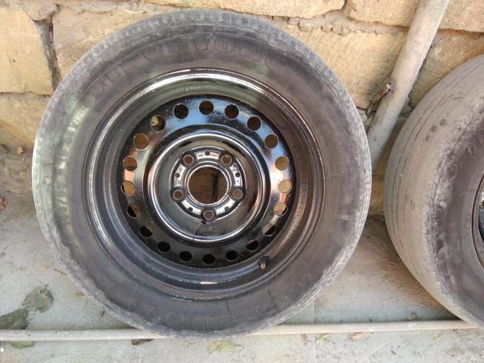 Bmw ucun sade diski teker R15. Photo 3