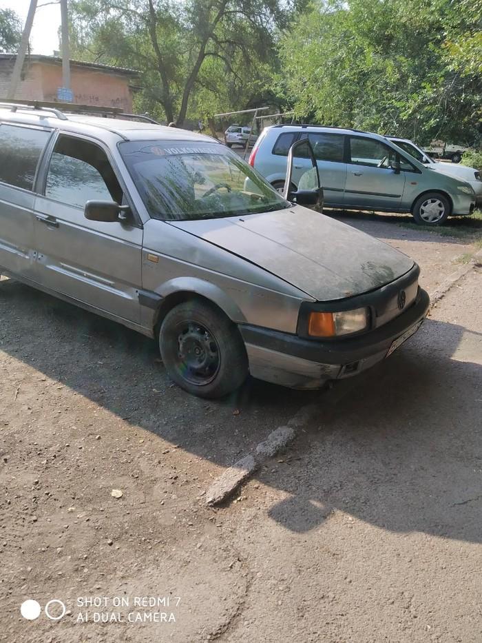 Volkswagen Passat . Photo 1