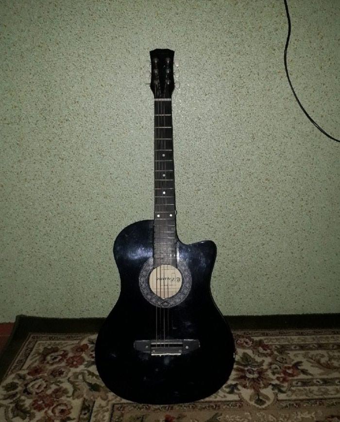 Гитары в Душанбе