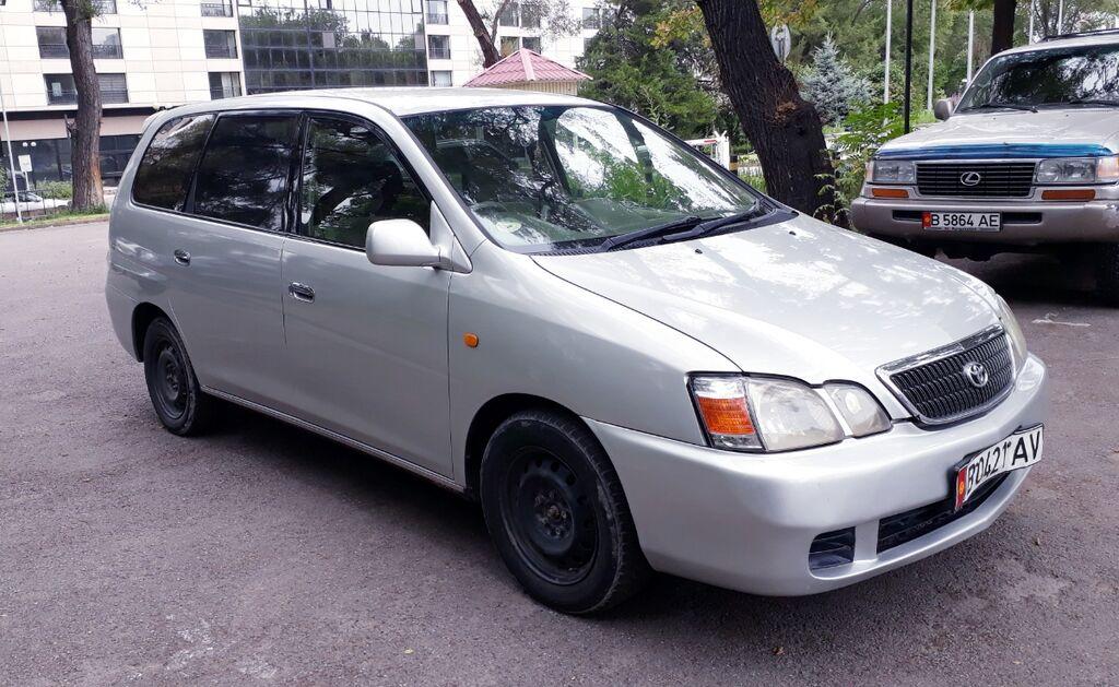 Toyota Gaia 2 л. 2003   244000 км