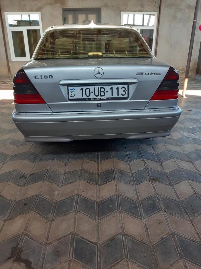 Mercedes-Benz C 180 1998. Photo 2