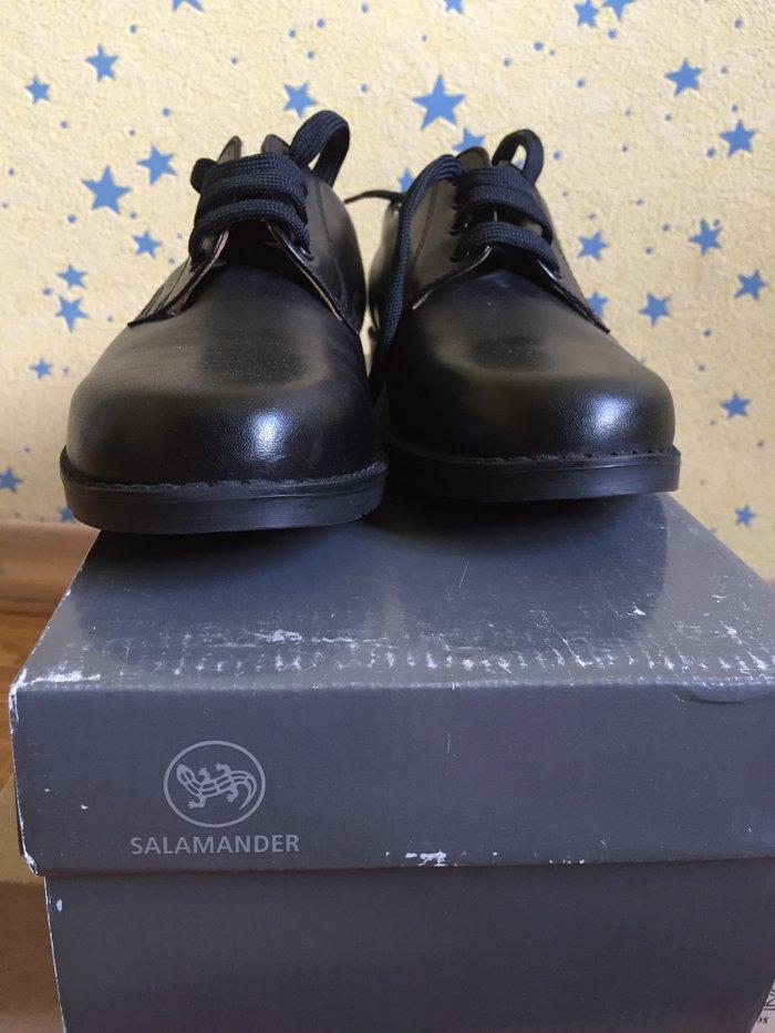e689c2870 Туфли кожаные Salamander новые в коробке, размер 37. за 4000 KGS в ...