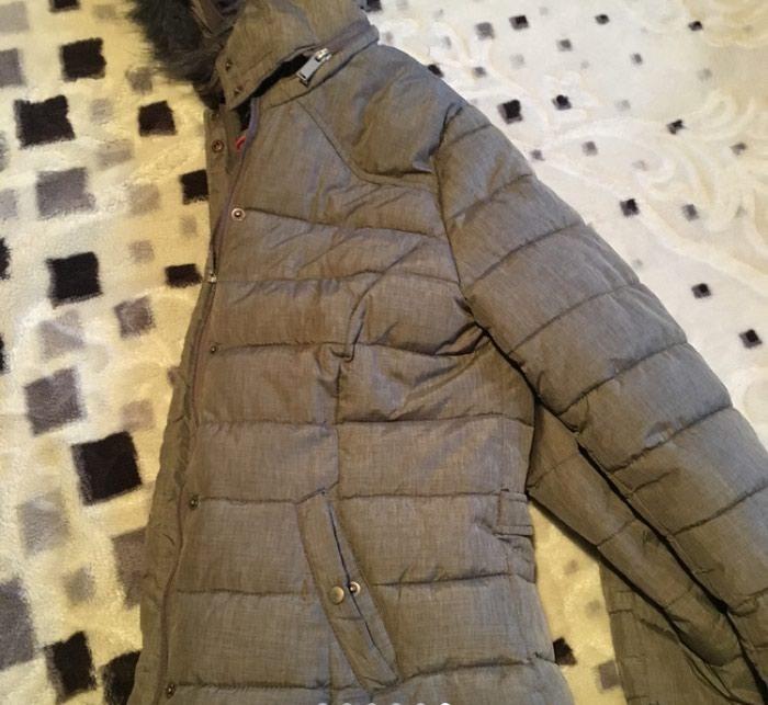 Prelepa nova nenosena melirana braon jakna. L vel. Photo 5