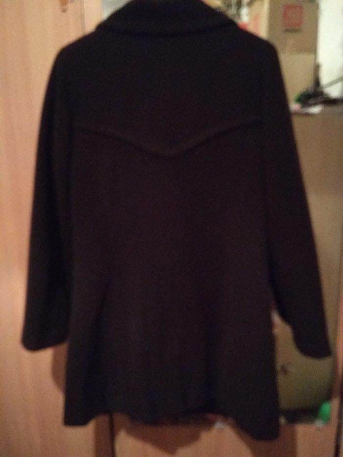 Кашемир. пальто ( сюртук).размер 50-52. б/у. Photo 1