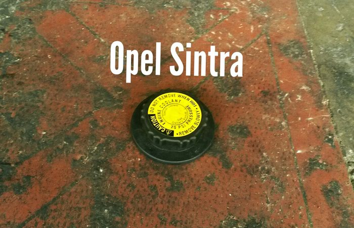 Opel Sintra Antifriz Baçok Qapaqları. Photo 0