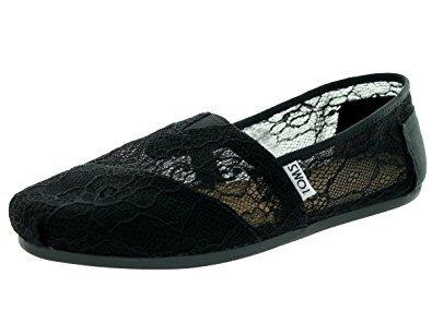 TOMS BLACK LACE no 39 ΑΥΘΕΝΤΙΚΕΣ ΑΦΟΡΕΤΕΣ ΛΑΘΟΣ. Photo 0