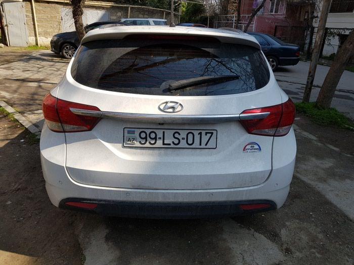 Hyundai i40 2012. Photo 0