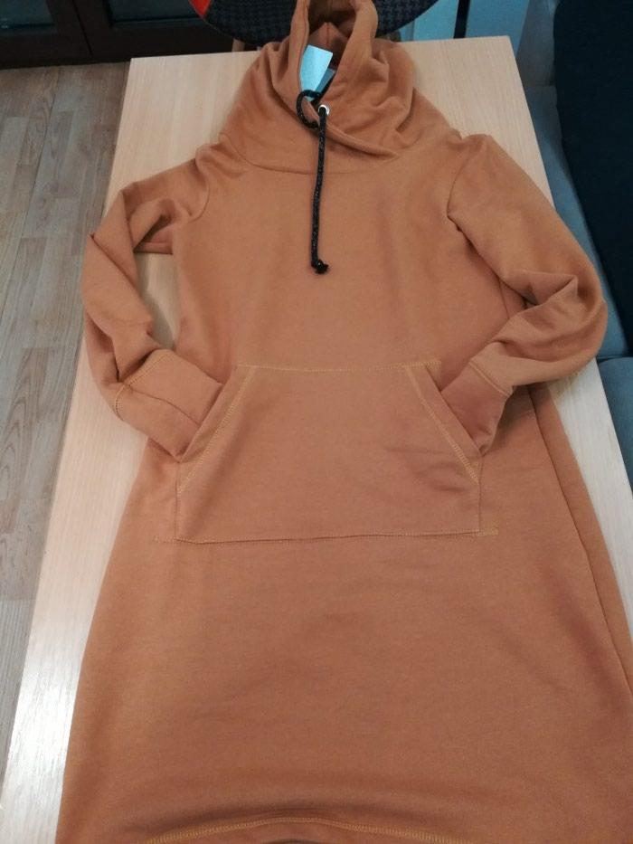 Duks haljina, pamuk, temperature, preostali brojevi L i XL. Photo 1