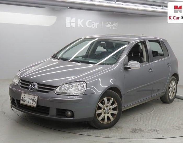 Продаю Volkswagen Golf 5 2008 года выпуска из за 5800 USD в
