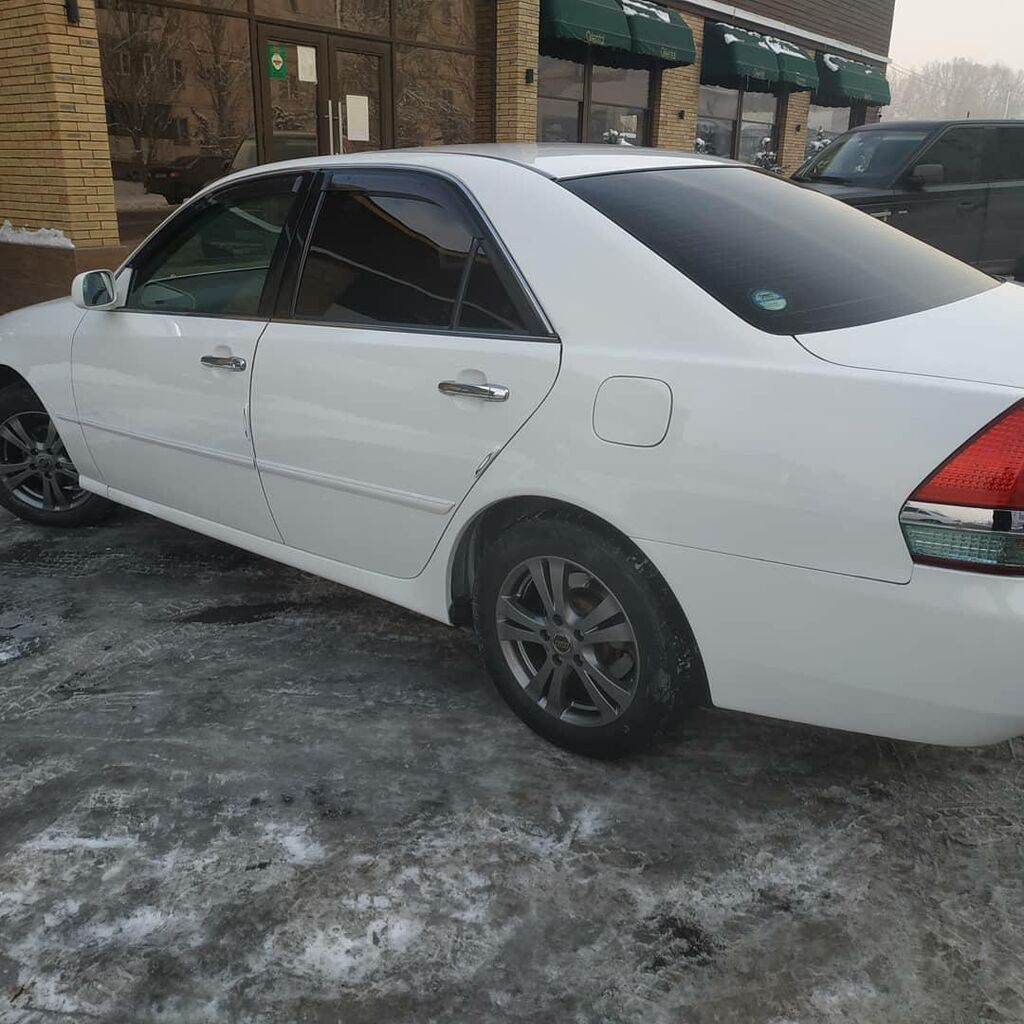 Toyota Mark II 2.5 л. 2002: Toyota Mark II 2.5 л. 2002