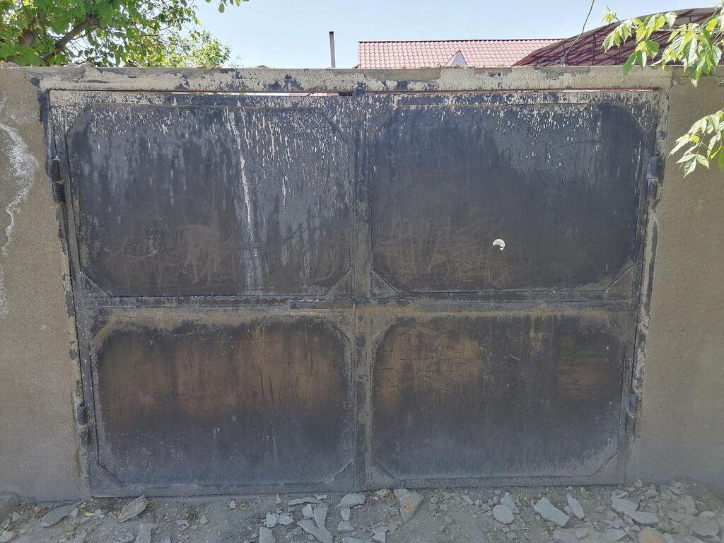 Ворота, размеры: высота 1.85, длина 2.50