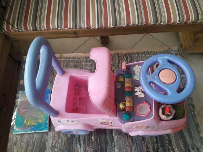 Παιδικο αυτοκινητακι με ηχους και αποθηκευτικο χωρο. Photo 1