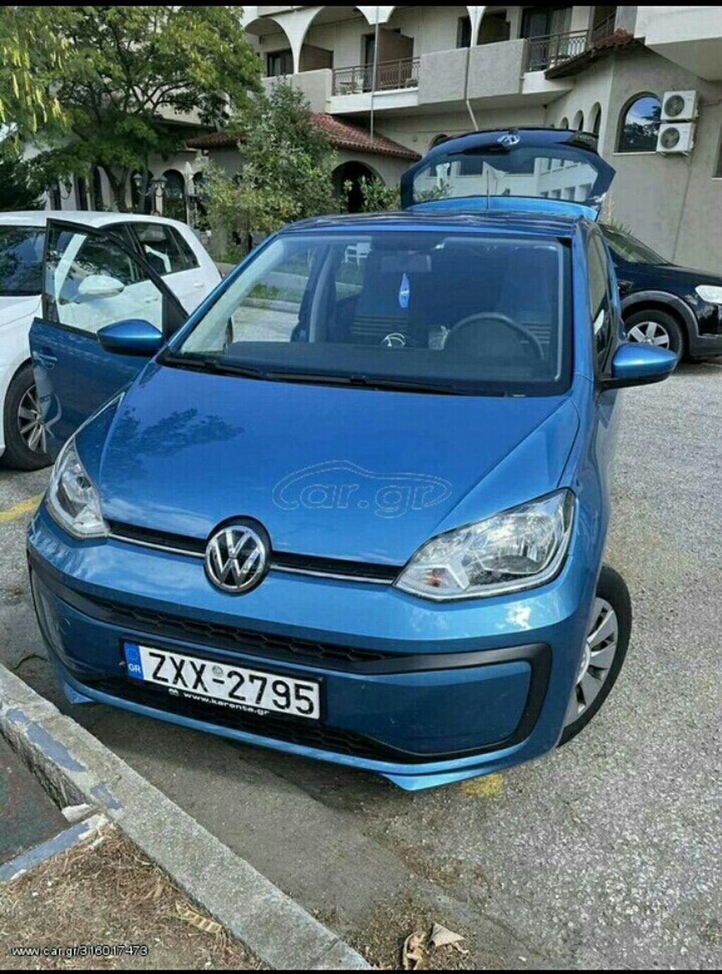 Volkswagen Up 1 l. 2017   78227 km   η αγγελία δημοσιεύτηκε 23 Σεπτέμβριος 2021 18:29:45   VOLKSWAGEN: Volkswagen Up 1 l. 2017   78227 km
