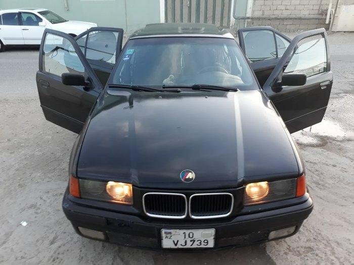 BMW 318 1995. Photo 1