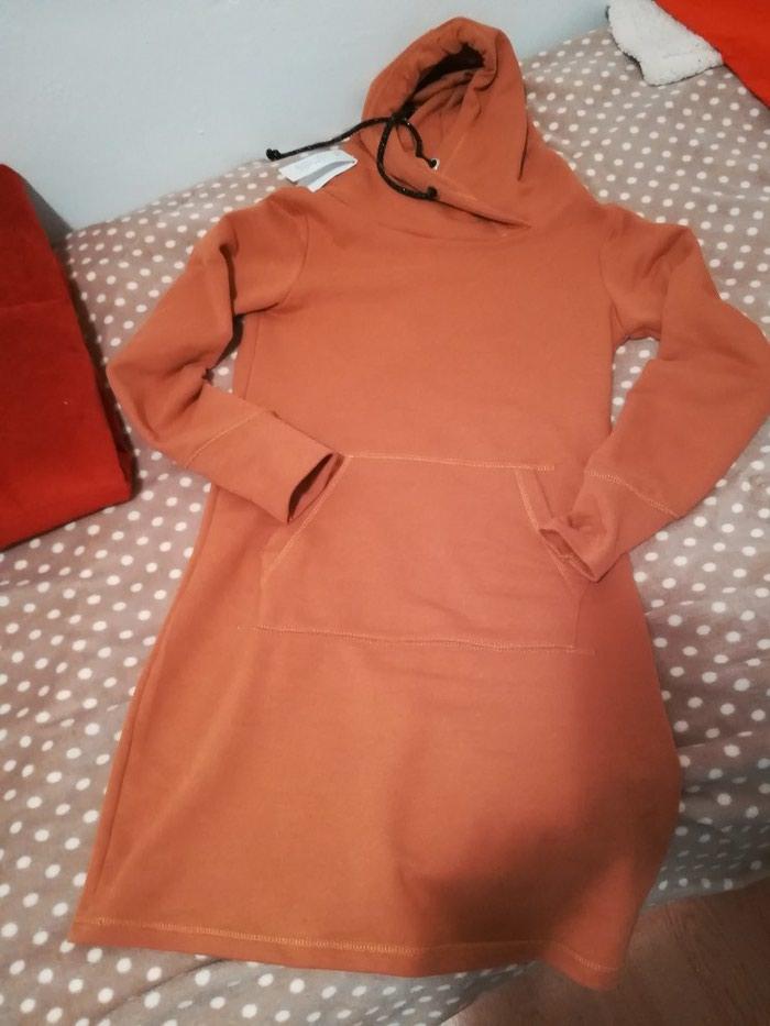 Duks haljina, pamuk, temperature, preostali brojevi L i XL. Photo 3