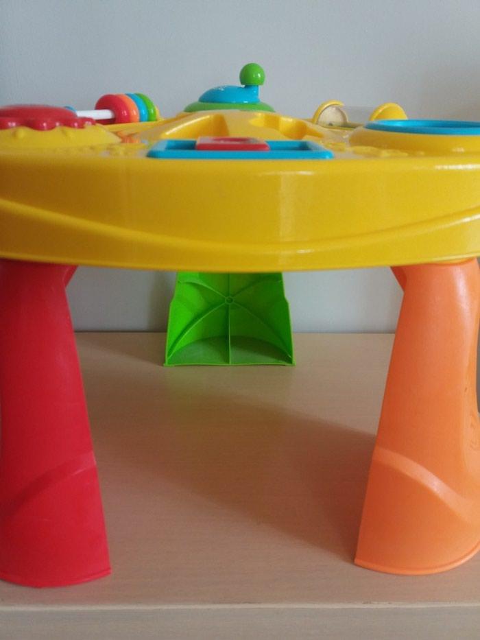 Τραπεζακι δραστηριοτητων playgo. Photo 6