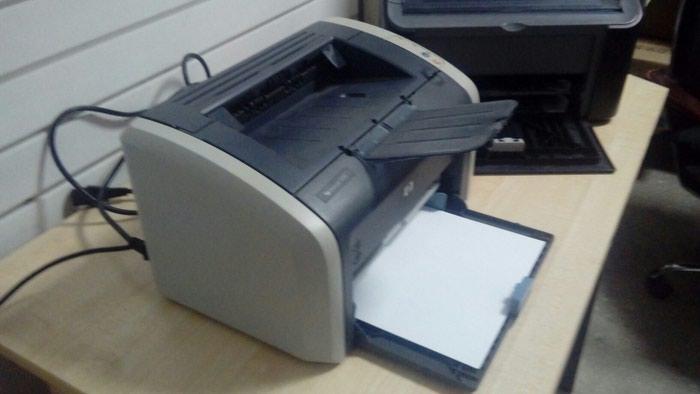 Принтер HP LJ1010 хороший принтер. Photo 1