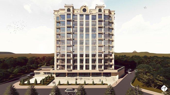 Внимание!!!СК «Альянс Холдинг» представляет проект нового жилого в Бишкек