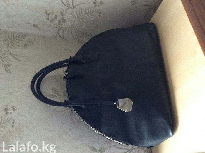 Кожаная сумка отличного качества в Бишкек