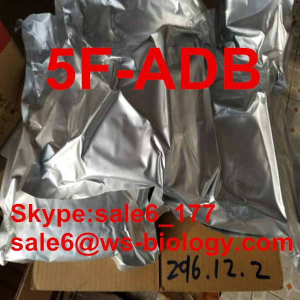 Strongest 5F-ADB 5fadb powder 5f fubinaca 5f flor 1715016-75-3. Photo 1