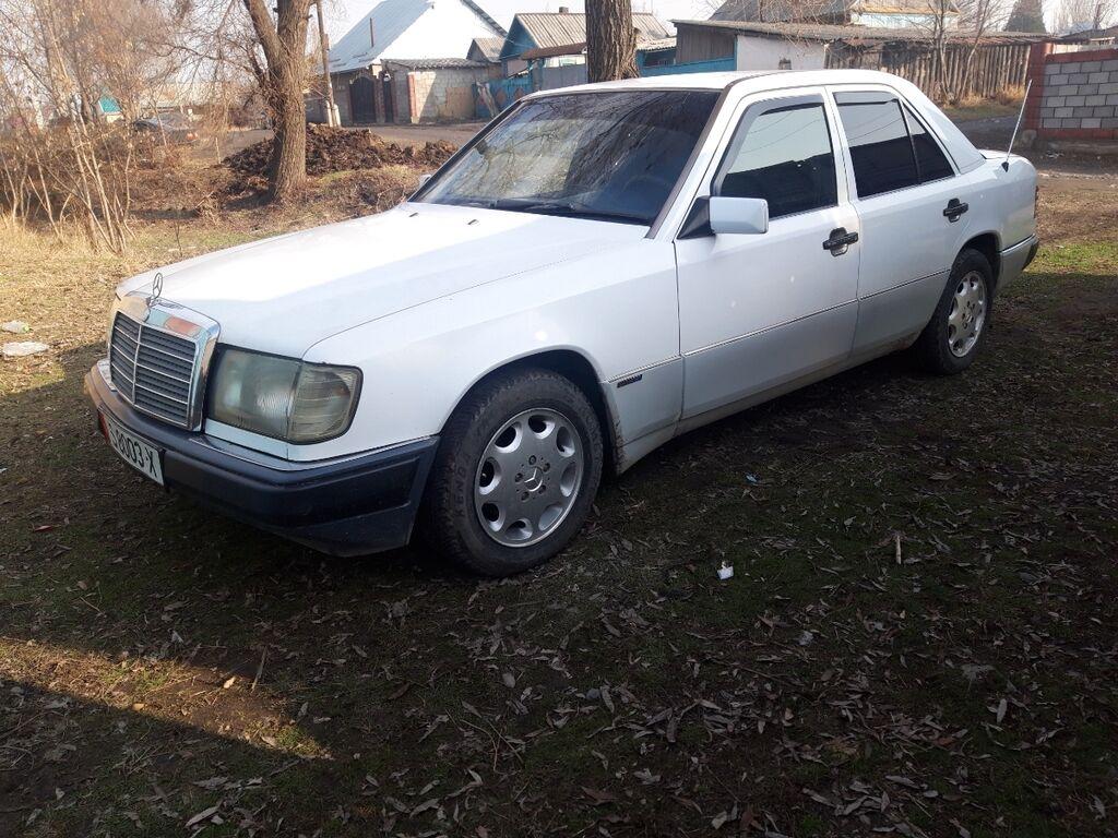 Mercedes-Benz 230 2.3 л. 1991: Mercedes-Benz 230 2.3 л. 1991
