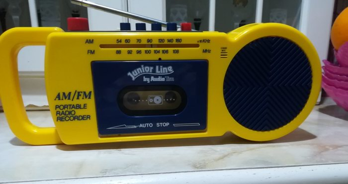Dečiji radio kao novo. Photo 3