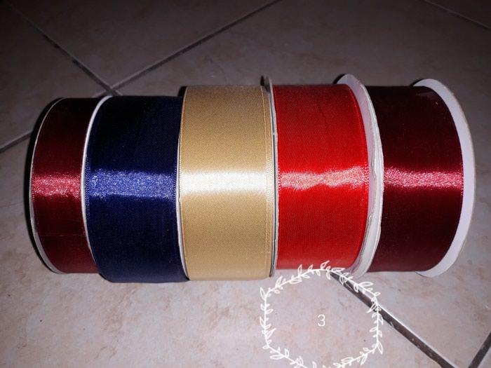 Κορδελες-νηματα-καουτσουκ-χαντροκορδελα. Photo 1