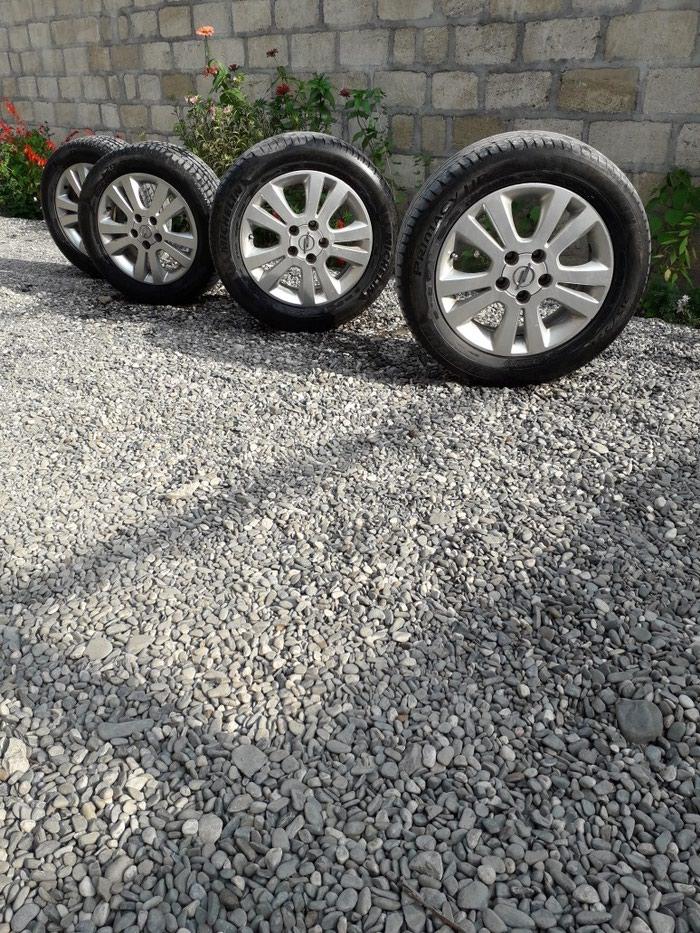 Şinlər və disklər. Photo 1