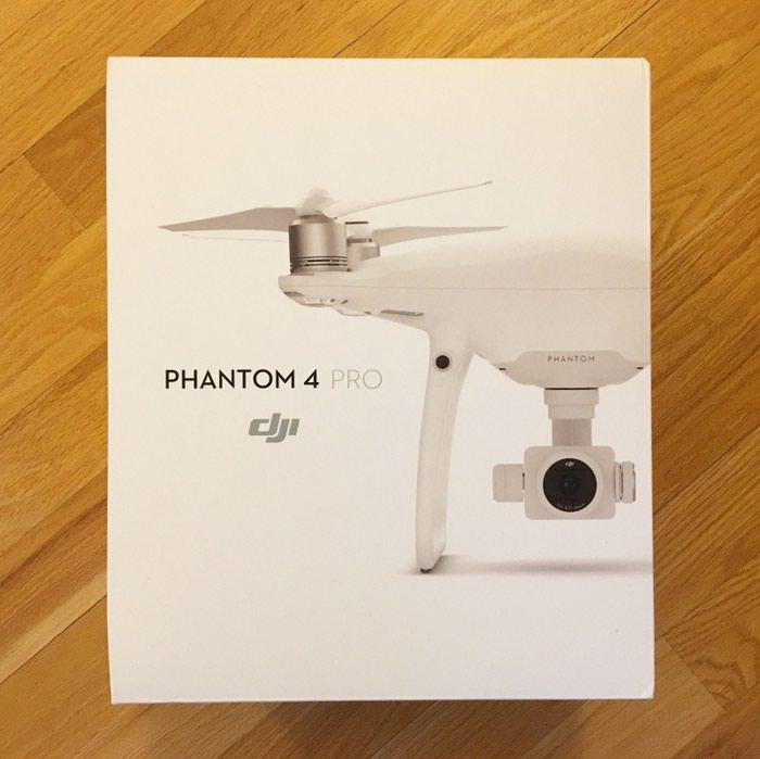 Ολοκαίνουργιος DJI Phantom 4 Pro σε Ερυθρές