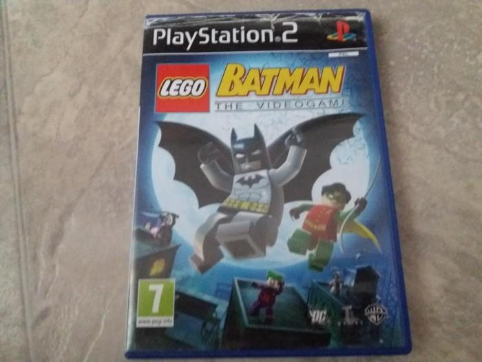 Lego batman για ps2 στην καλυτερη κατασταση. Photo 0