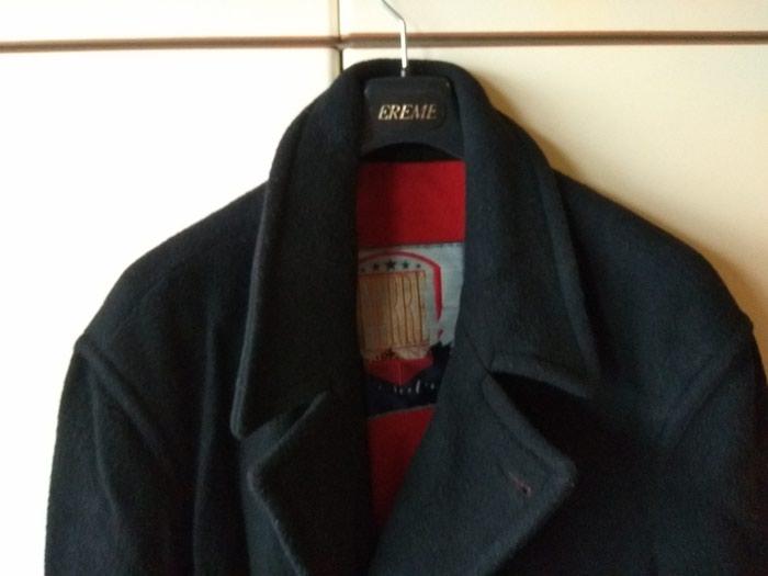 FERRE, παλτό, γνήσιο από Ιταλία, από την προσωπική μου καρνταρόμπα.. Photo 1