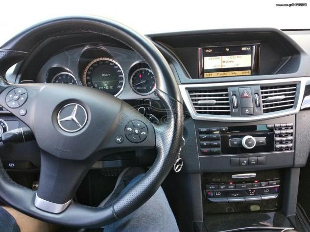 Mercedes-Benz E 250 2009. Photo 6